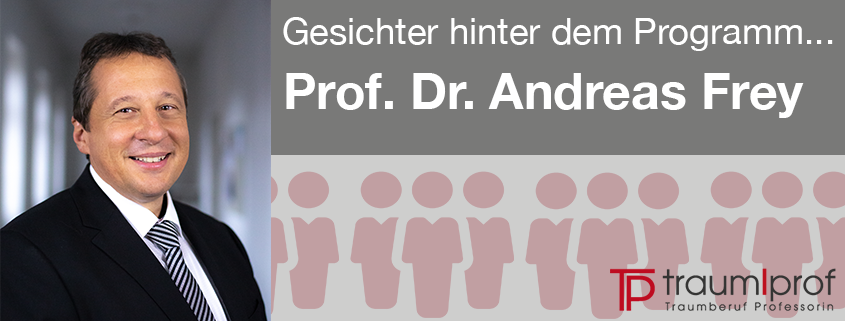 Prof. Dr. Andreas Frey
