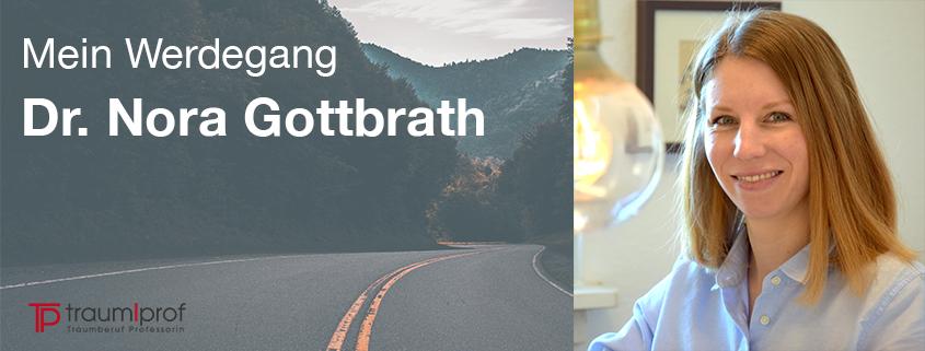 Mein Werdegang: Dr. Nora Gottbrath